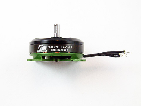 Cobra C-2202/70 Brushless Motor, Kv=1530
